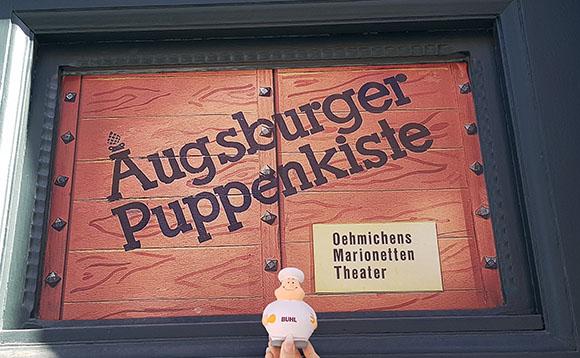 Bert Augsburger Puppenkiste