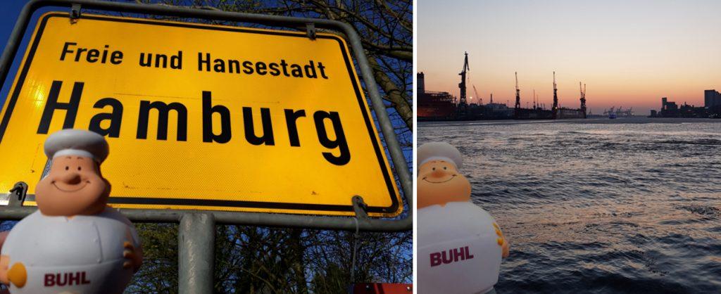 Bert in Hamburg