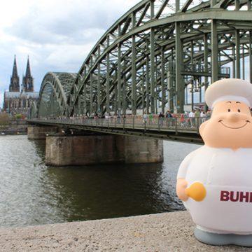 BUHL-Bert geht auf Deutschlandreise