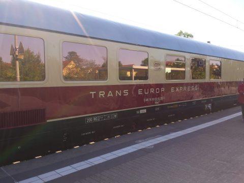 Ein Tag am Meer – mit dem historischen Zug an die Ostsee