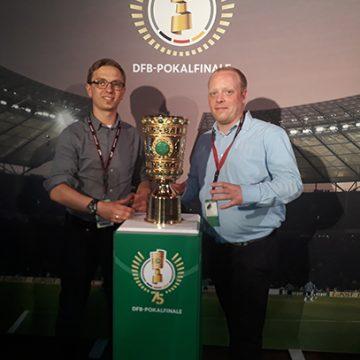 Sensation beim DFB-Pokalfinale in Berlin
