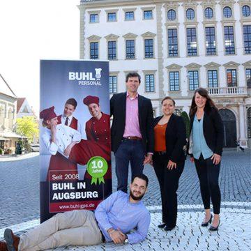 10 Jahre BUHL in Augsburg