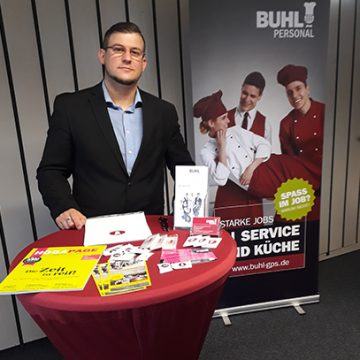 Jobmesse in Lübeck