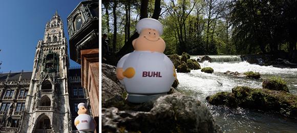 Bert in München