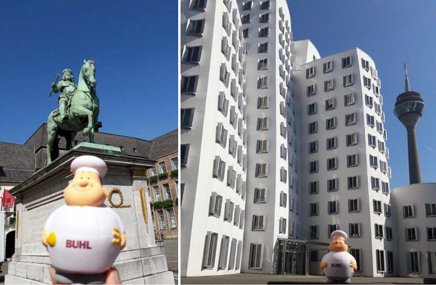 Bert in Düsseldorf