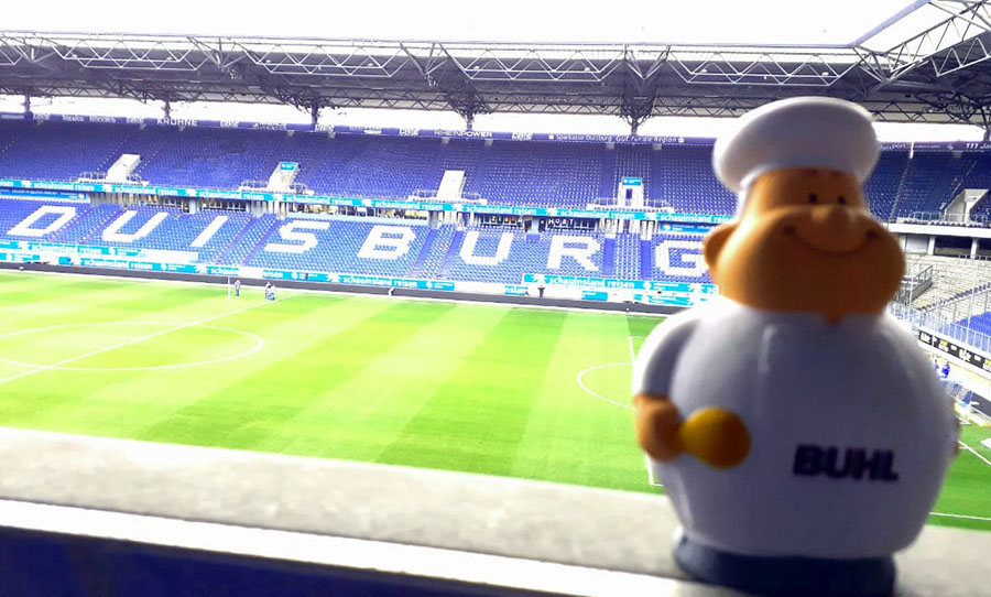 Bert in Duisburg
