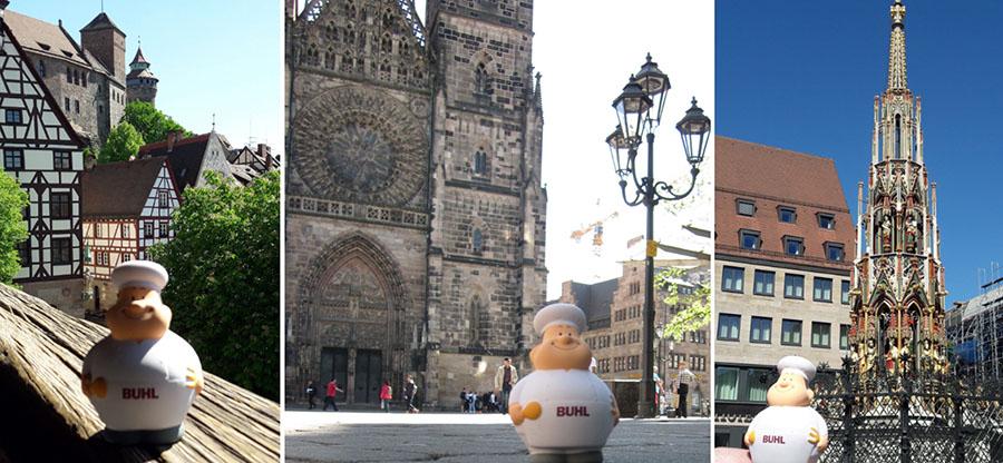 Bert in Nürnberg