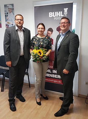 10 Jahre BUHL Katja Laudenbach