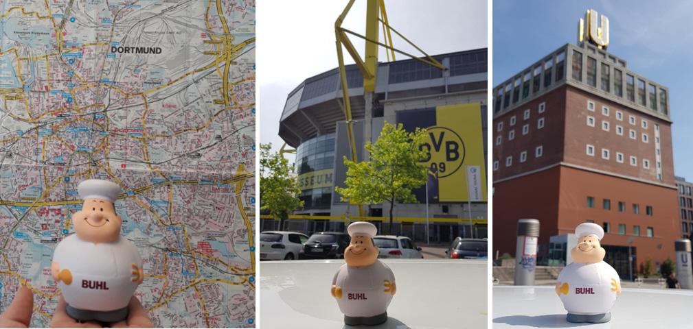 Bert in Dortmund