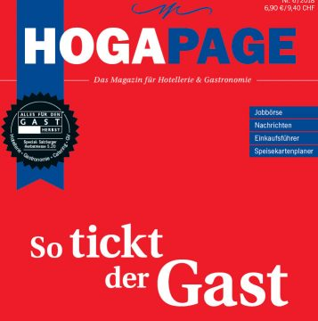 HOGAPAGE Magazin Nr. 6 / 2018