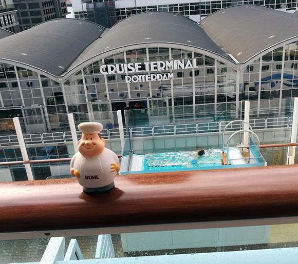 Bert Cruise Terminal Rotterdam