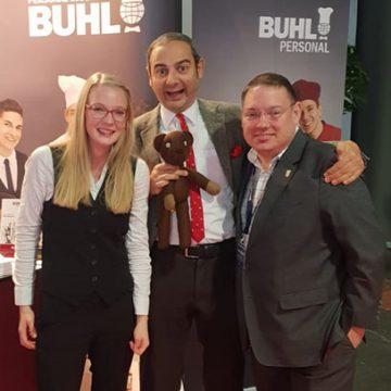 Jobmesse in Bremen Mr. Bean