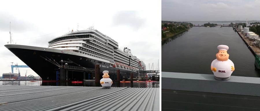 Bert in Kiel