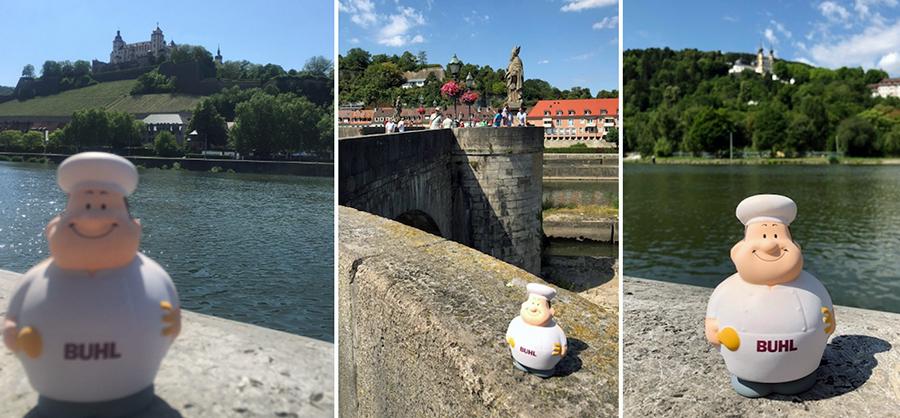 Bert in Würzburg