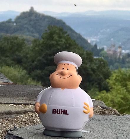 Bert im Siebengebirge