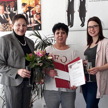 10-jähriges BUHL-Jubiläum in Frankfurt