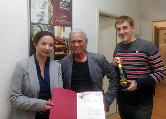 5 Jahre bei BUHL: Rocco Giacobbe aus Trier