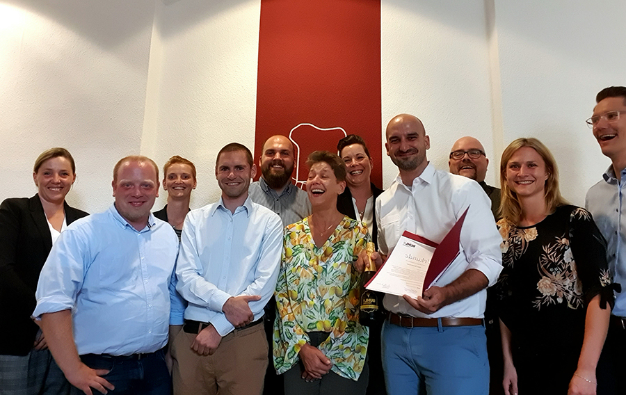 5 Jahre BUHL in Berlin-Mitte - Treue in der Bundeshauptstadt