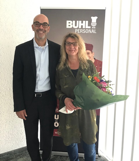 Ein weiteres BUHLiläum gab es in Köln-Leverkusen