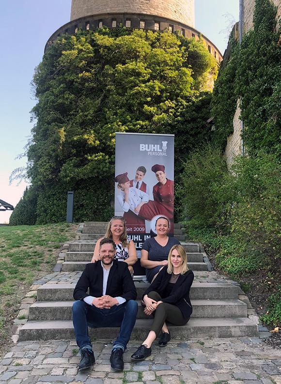 Auch in Bielefeld ist BUHL seit 10 Jahren erfolgreich vertreten.