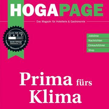 Das lohnt sich das Lesen: Hogapage-Magazin 06_2019