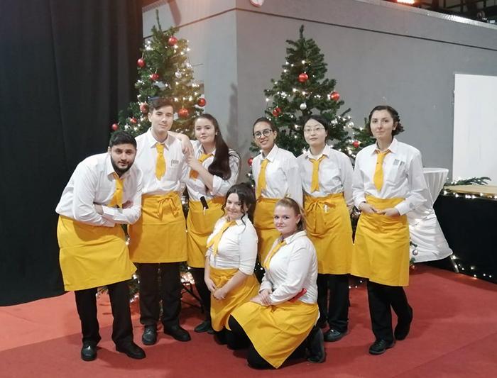 Leiz Navidad - Weihnachten in der Gastronomie erfordert besonders stressresistentes Personal - da kann BUHL helfen!