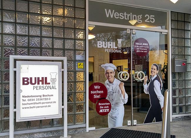 Unsere Niederlassung Bochum ist umgezogen.