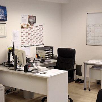 Nach dem Umzug ist die Arbeit auch nicht weniger in unserem Bochumer BUHL-Büro.