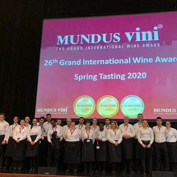 Der große Internationale Weinpreis der MUNDUS VINI GmbH zählt seit Beginn zu den bedeutendsten Weinwettbewerben der Welt.