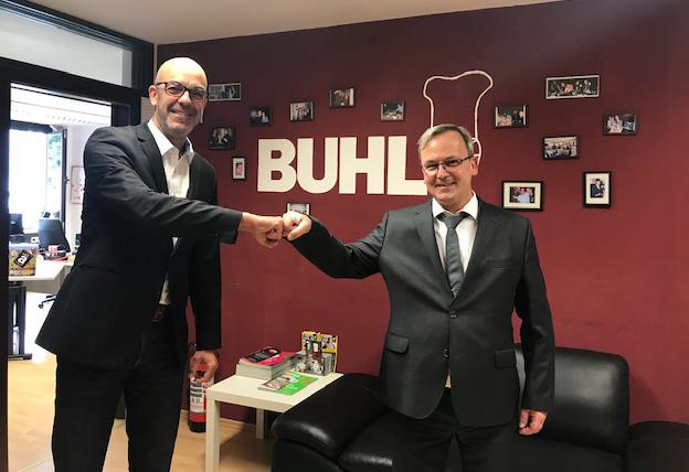 Mitarbeiterjubiläen werden bei BUHL groß gefeiert!