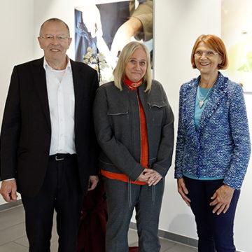 Die neue BUHL Holding Geschäftsführerin ist auch schon seit über 5 Jahren bei BUHL HOGAPAGE Chefredaktuerin