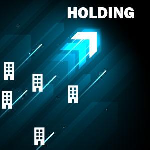2019 Gründung der Holding