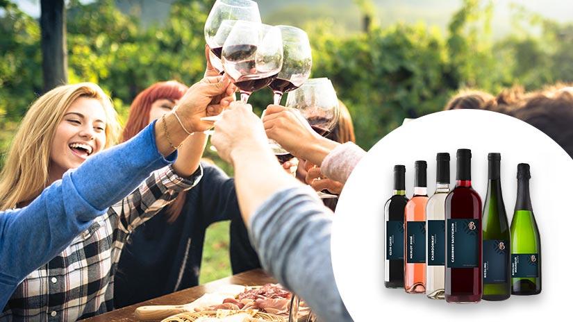 alkoholfreier Wein ist im Trend: Voller Genuss ohne Einschränkungen