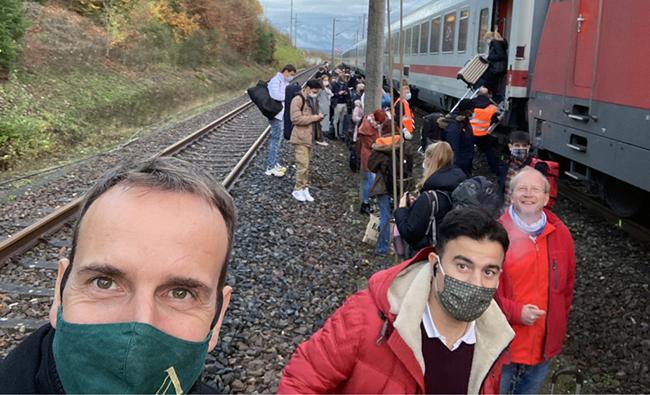 Was auf einer Geschäftsreise nach Bonn bei BUHL alles passieren kann ...